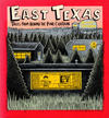 Cover for East Texas: Tales from behind the Pine Curtain (Real Comet Press, 1988 series)