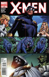 Cover Thumbnail for X-Men (2010 series) #17 [Second Printing Variant by Jorge Molina]