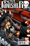 Cover for The Punisher (Marvel, 2011 series) #6