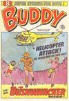 Cover for Buddy (D.C. Thomson, 1981 series) #23