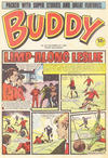 Cover for Buddy (D.C. Thomson, 1981 series) #35