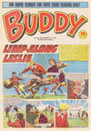 Cover for Buddy (D.C. Thomson, 1981 series) #44