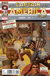 Cover Thumbnail for Captain America Comics #1: 70th Anniversary Special (2011 series) #[nn] [Kirby variant]