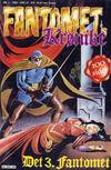 Cover for Fantomets krønike (Semic, 1989 series) #3/1989