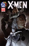 Cover Thumbnail for X-Men (2010 series) #17 [Fantastic Four 50th Anniversary Variant by Marko Djurdjevic]