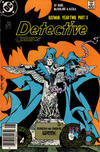 Cover Thumbnail for Detective Comics (1937 series) #577 [Newsstand Edition]
