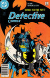 Cover Thumbnail for Detective Comics (1937 series) #576 [Newsstand Edition]