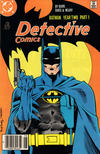 Cover Thumbnail for Detective Comics (1937 series) #575 [Newsstand Edition]