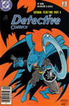 Cover Thumbnail for Detective Comics (1937 series) #578 [Newsstand Edition]