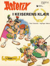 Cover for Asterix (Hjemmet / Egmont, 1969 series) #6 - Asterix i keiserens klær [2. opplag]