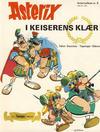 Cover for Asterix (Hjemmet / Egmont, 1969 series) #6 - Asterix i keiserens klær [1. opplag]