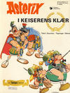 Cover Thumbnail for Asterix (1969 series) #6 - Asterix i keiserens klær [3. opplag]