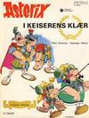 Cover Thumbnail for Asterix (1969 series) #6 - Asterix i keiserens klær [5. opplag]