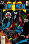 Cover for Batman (DC, 1940 series) #398 [Second Printing - DC Comics Aren't Just for Kids!]