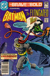 Cover Thumbnail for The Brave and the Bold (1955 series) #177 [Newsstand]