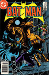 Cover Thumbnail for Batman (1940 series) #394 [Newsstand Edition]