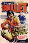 Cover for Bullet (D.C. Thomson, 1976 series) #7