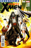 Cover for Uncanny X-Men (Marvel, 2012 series) #2