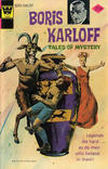 Cover for Boris Karloff Tales of Mystery (Western, 1963 series) #59 [Whitman]