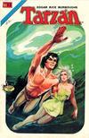 Cover for Tarzan Serie Avestruz (Editorial Novaro, 1975 series) #130