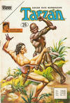Cover for Tarzan (Editora Cinco, 1983 series) #26
