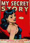 Cover for My Secret Story (Fox, 1949 series) #27