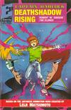 Cover for Captain Harlock: Deathshadow Rising (Malibu, 1991 series) #4