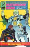 Cover for Captain Harlock: Deathshadow Rising (Malibu, 1991 series) #6