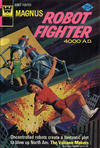 Cover for Magnus, Robot Fighter (Western, 1963 series) #38 [Whitman Edition]