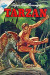 Cover for Tarzán (Editorial Novaro, 1951 series) #45