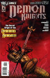 Cover for Demon Knights (DC, 2011 series) #4