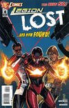 Cover for Legion Lost (DC, 2011 series) #4