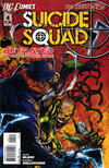 Cover for Suicide Squad (DC, 2011 series) #4