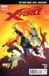 Cover for Uncanny X-Force (Marvel, 2010 series) #18
