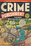 Cover for Crime and Punishment (Superior Publishers Limited, 1948 ? series) #11