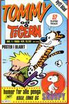 Cover for Tommy og Tigern (Bladkompaniet / Schibsted, 1989 series) #1/1989