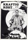 Cover for Kraftig kost (Norsk Tegneserieforum, 1985 series) #3