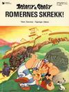 Cover for Asterix (Hjemmet / Egmont, 1969 series) #7 - Romernes skrekk! [10. opplag]