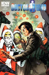 Cover for Doctor Who (IDW, 2011 series) #12 [Cover A]