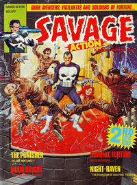 Cover Thumbnail for Savage Action (Marvel UK, 1980 series) #2