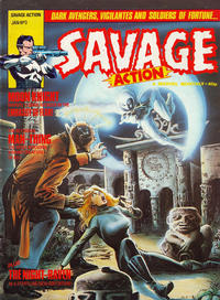 Cover Thumbnail for Savage Action (Marvel UK, 1980 series) #3