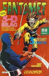 Cover Thumbnail for Fantomet (Semic, 1976 series) #17/1989