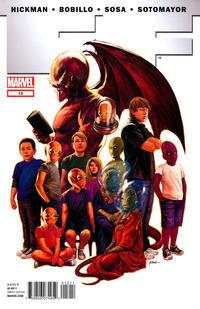 Cover Thumbnail for FF (Marvel, 2011 series) #12 [Regular]