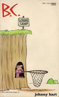 Cover Thumbnail for B.C. Lover's Leap (Gold Medal Books, 1985 series) #12921