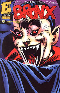 Cover Thumbnail for Bronx (Malibu, 1991 series) #3