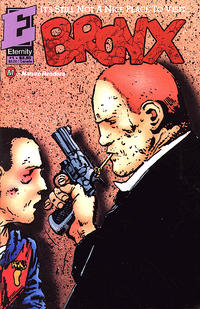 Cover Thumbnail for Bronx (Malibu, 1991 series) #1