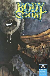 Cover Thumbnail for Body Count (Malibu, 1989 series) #2