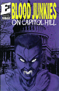 Cover Thumbnail for Blood Junkies on Capitol Hill (Malibu, 1991 series) #2