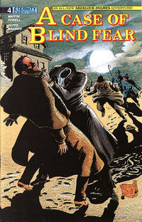 Cover Thumbnail for A Case of Blind Fear (Malibu, 1989 series) #4