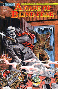 Cover Thumbnail for A Case of Blind Fear (Malibu, 1989 series) #2